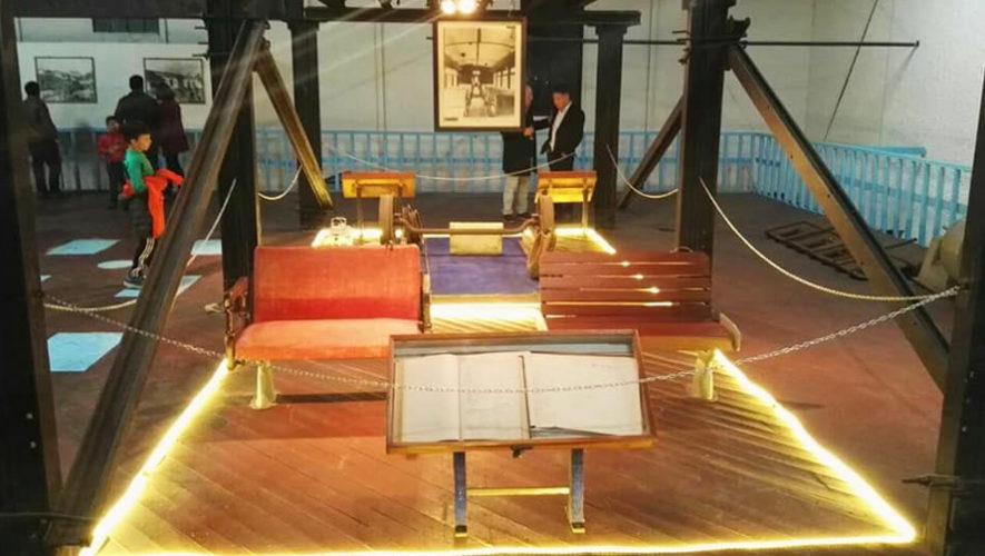 Inauguran el Museo de Historia de Quetzaltenango