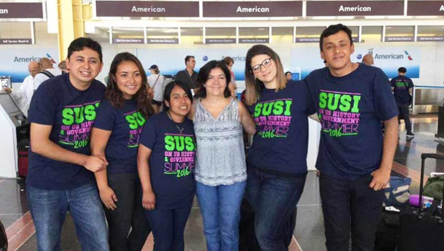 Intercambio académico en Estados Unidos para estudiantes guatemaltecos