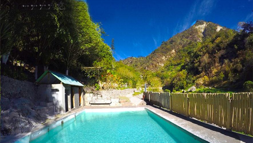 piscina termal la castalia piscinas termales en