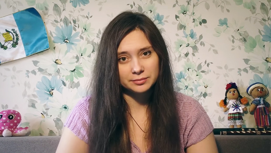 La historia de Anna la Ucraniana, quien se enamoró de Guatemala