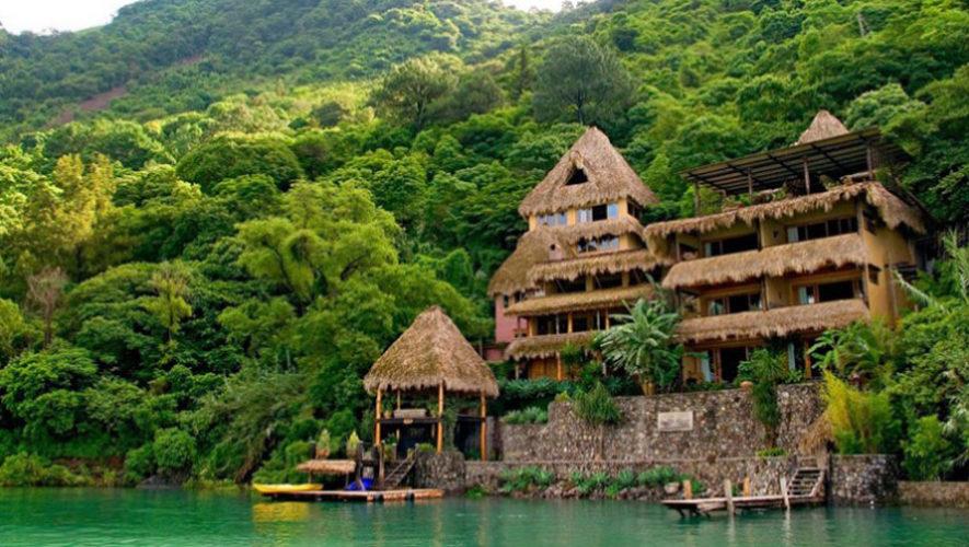 Los 7 hoteles más increíbles en Guatemala, según Touropia