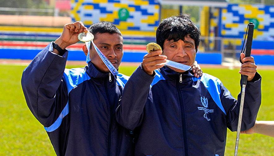 II Juegos Paracentroamericanos de Managua 2018