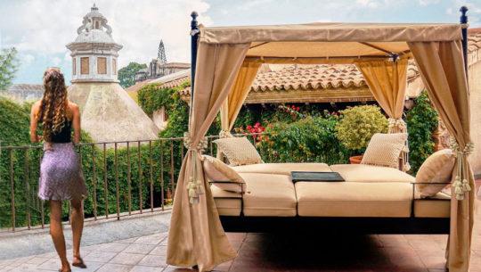 hoteles con terraza en Antigua Guatemala