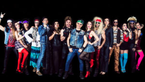 Regresa el Musical Rock Of Ages Guatemala | Febrero 2018