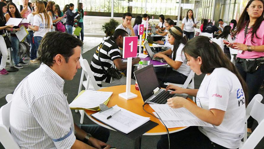Realizarán Feria de Empleo 2018 en la Ciudad de Guatemala