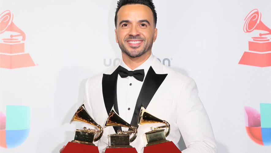 Transmisión en vivo de los Premios Grammy 2018 desde Guatemala
