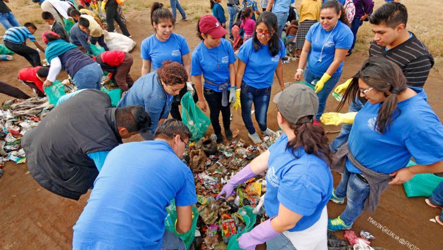 Gran Limpiatón en el Río Motagua | Febrero 2018