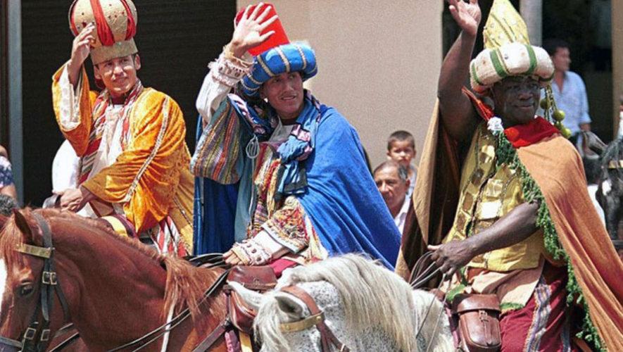 Feria de los Reyes Magos en Guatemala   Enero 2018