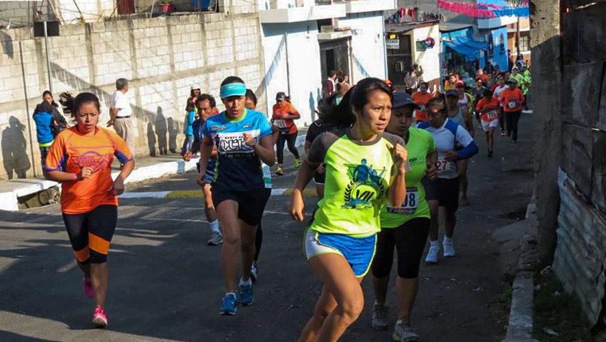 XVIII Carrera Santa Rosita 10K   Febrero 2018