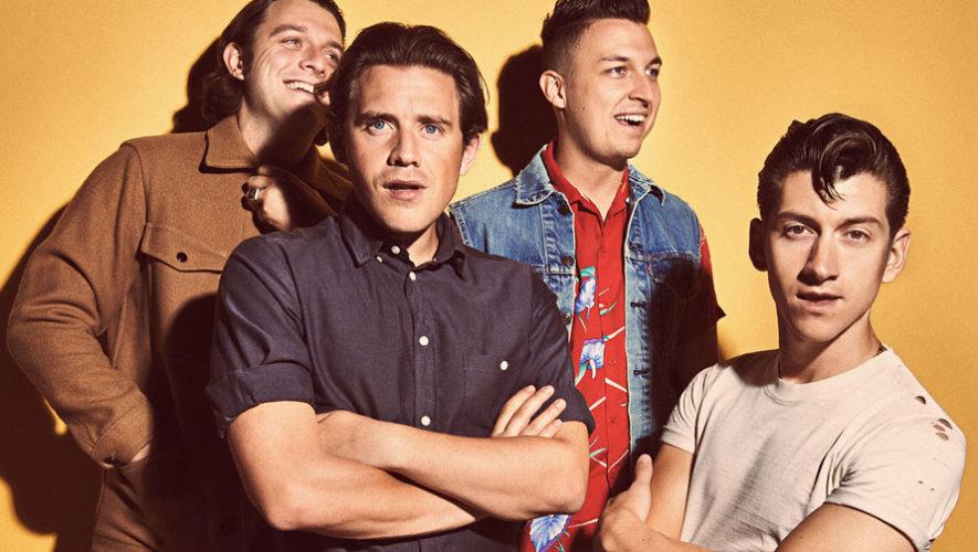 Tributo a Arctic Monkeys en SOMA | Enero 2018