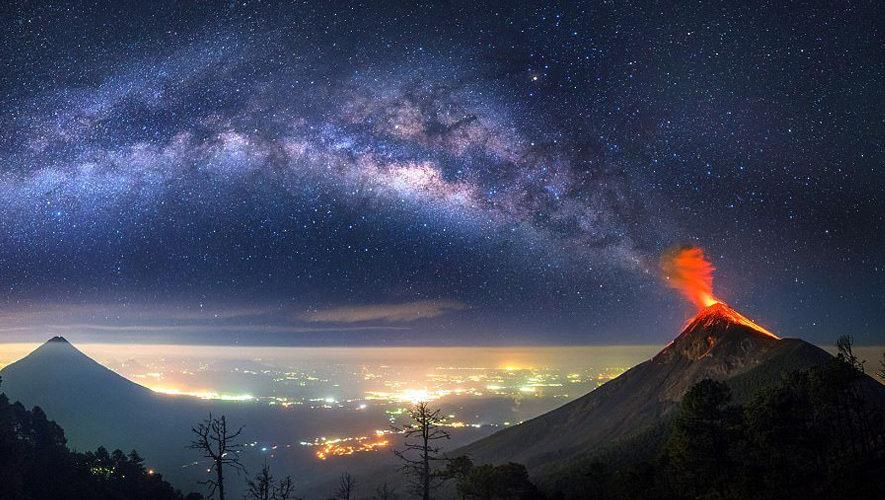 Ascenso al volcán de Fuego por Ruta Alotenango | Enero 2018