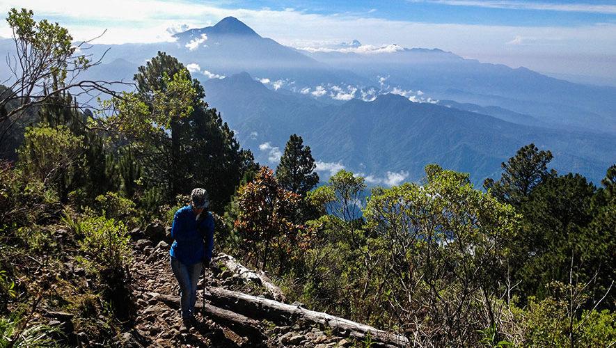 Ascenso al volcán de Tacaná | Febrero 2018