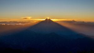 Ascenso al volcán de Tacaná   Enero 2018