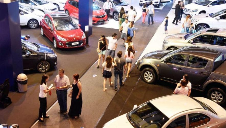 Feria de autos usados en Parque de la Industria   Febrero 2018