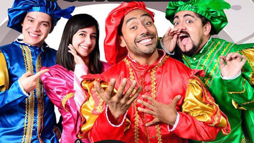 Don Juan Tenedorio, comedia musical en Guatemala | Febrero 2018