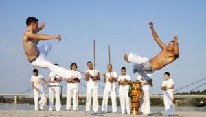 Taller para aprender a bailar Capoeira en Ciudad de Guatemala | Febrero 2018