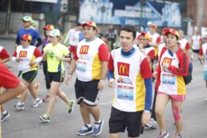 V Carrera Familiar McDonald's