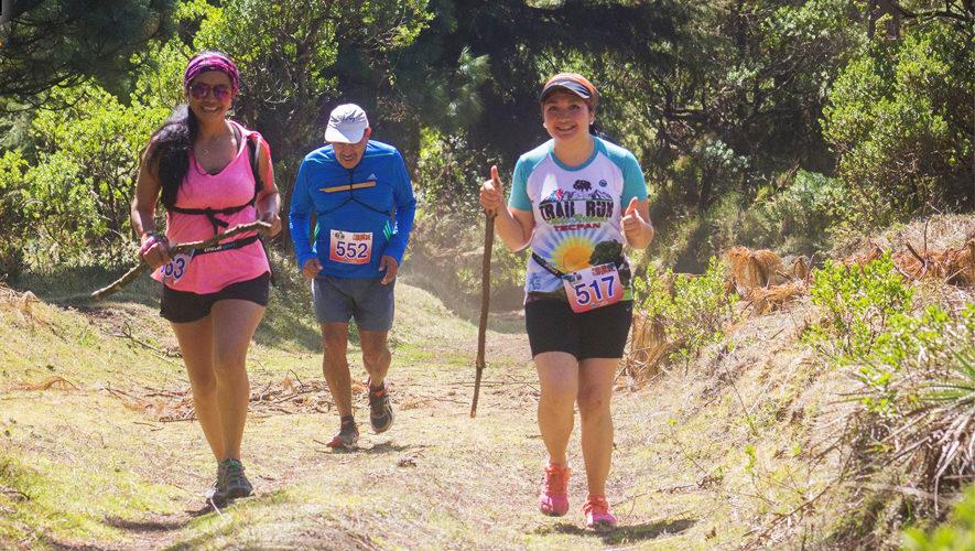 Carrera Trail Run Entre Ruinas en Tecpán | Febrero 2018