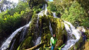 Trilogía de Cataratas en un viaje por San Marcos | Enero 2018