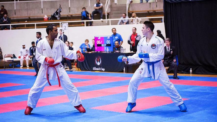 París Open de Karate 2018