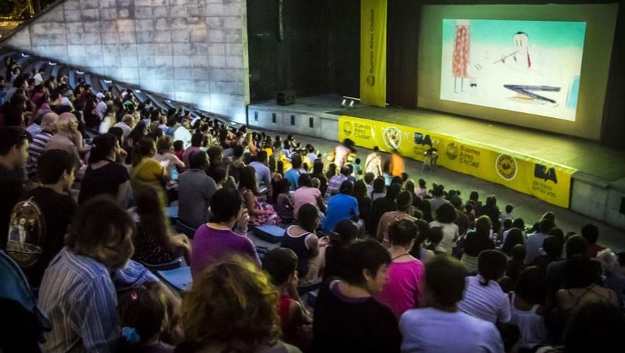 Noche de cine italiano al aire libre | Febrero 2018