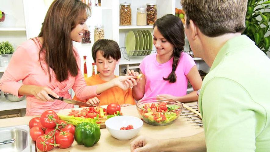 Aprende a preparar loncheras nutritivas | Enero 2018