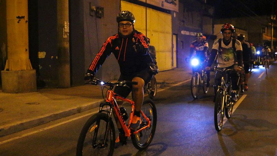 Lunes de Colazo nocturno en bicicleta | Febrero 2018