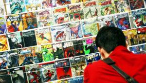 Día de cómics en Paseo Cayalá   Enero 2018