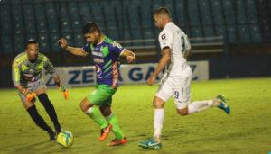 Partido de Comunicaciones y Antigua por el Torneo Clausura | Enero 2018