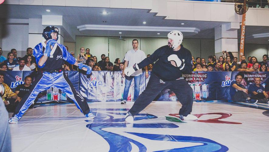 Copa Quetzal de Artes Marciales en Guatemala | Marzo 2018