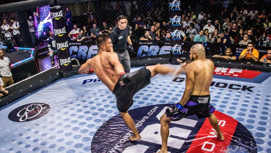 CRF Shows 27: Peleas de MMA en Guatemala | Febrero 2018
