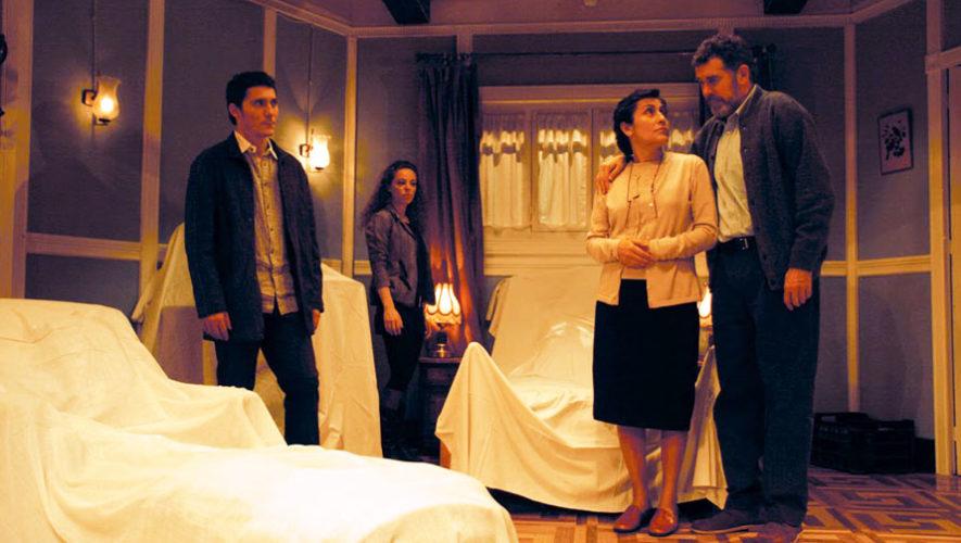 Teatro de suspenso: El Cuarto de Verónica, en Solo Teatro | Enero 2018