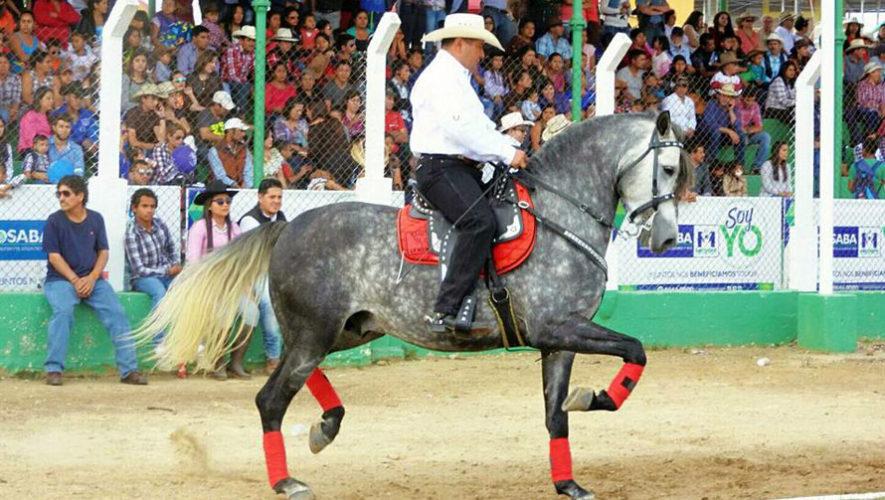 Desfile de caballos en la Feria de San Raymundo   Enero 2018