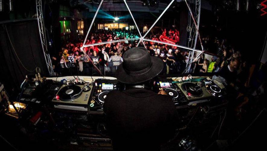 Fiesta con DJ Anthea en Guatemala   Enero 2018