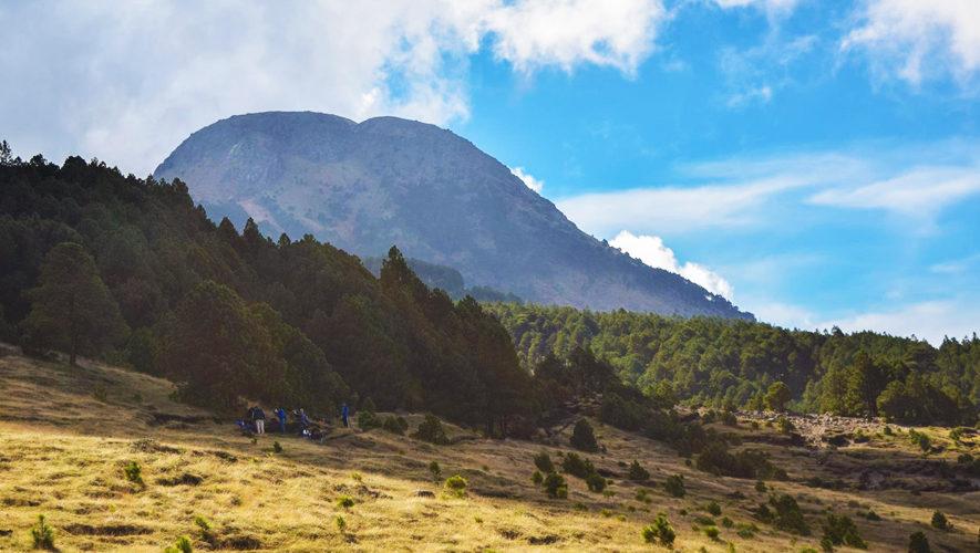Expedición al Volcán Tajumulco | Enero 2018