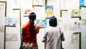 Raya, exposición gratuita de obras de arte en el Centro Histórico | Enero 2018
