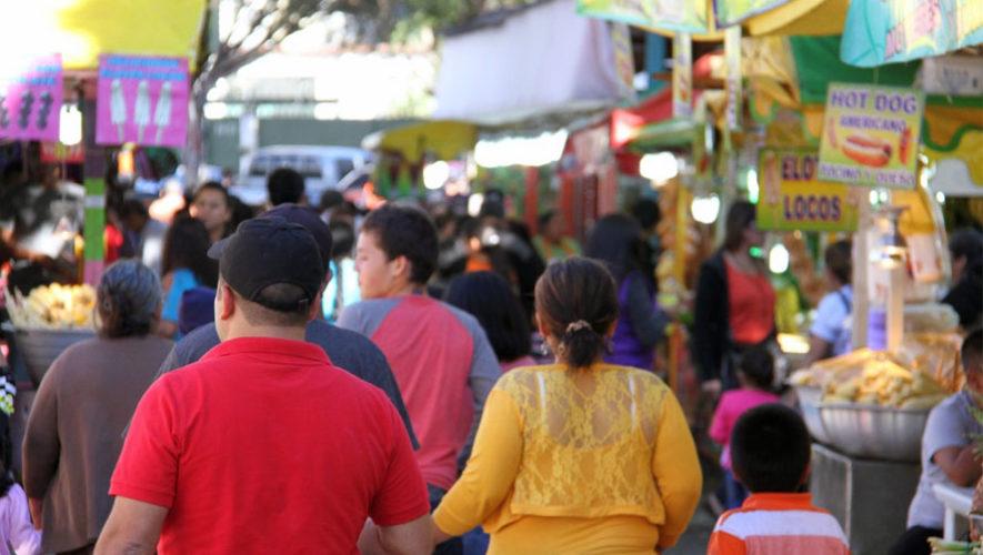 Feria Patronal del Cristo Negro en Ciudad de Guatemala | Enero 2018