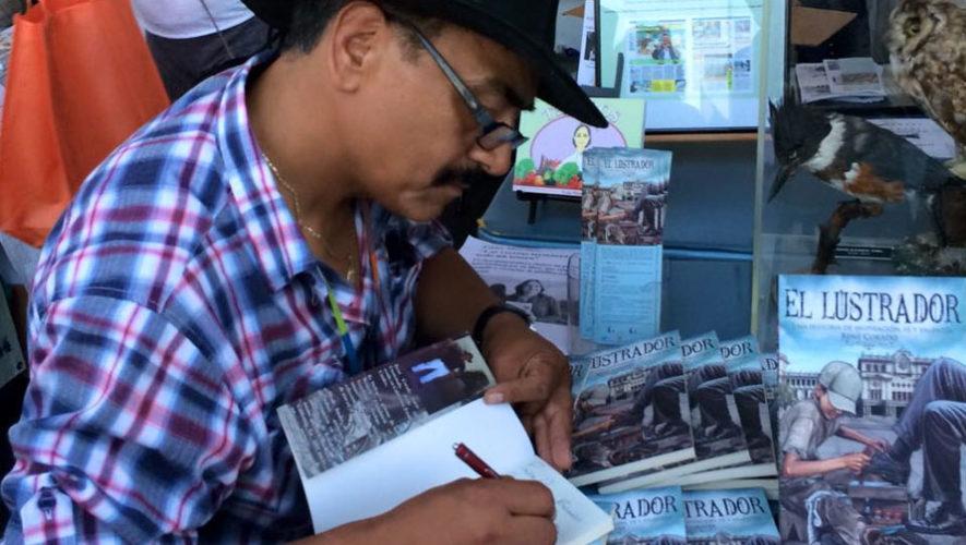 El Lustrador: Presentación y firma de autográfos del autor    Enero 2018