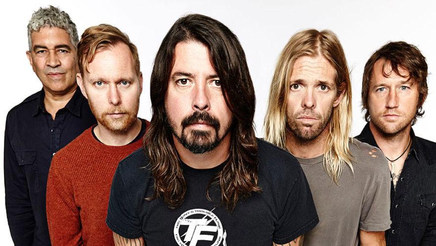 Tributo a Foo Fighters en Abejorro | Enero 2018