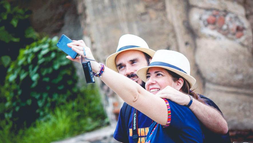 Recorrido por lugares para tomar fotos en Antigua Guatemala | Febrero 2018