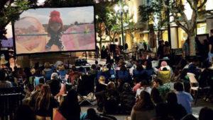 Cine gratuito en el Paseo de la Sexta | Enero 2018