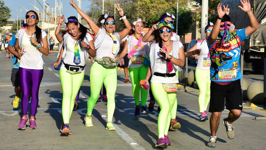Carrera de Carnaval en San Pedro Sacatepéquez | Febrero 2018
