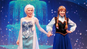 Obra de teatro infantil Frozen, en Guatemala | Febrero 2018