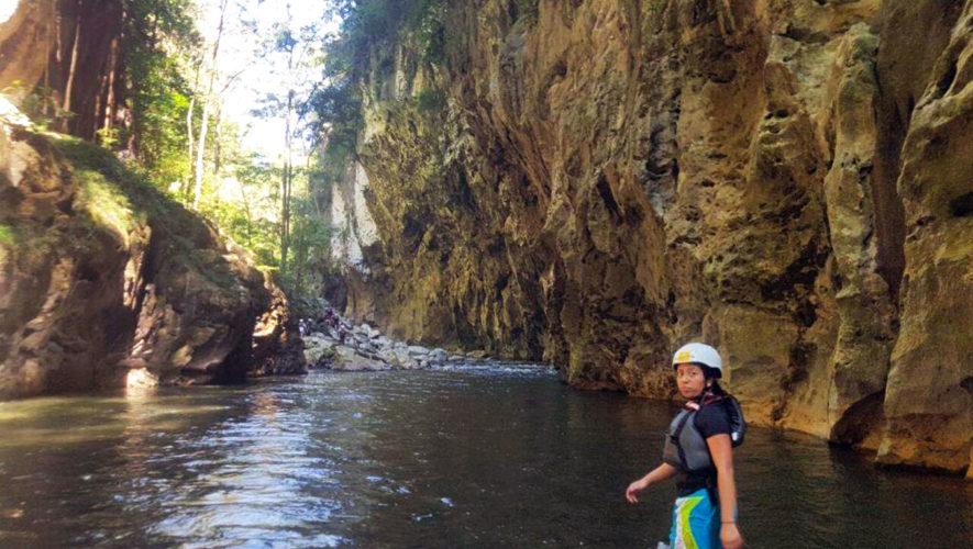 Viaje a la grutas de Caxlampón, en Izabal | Enero 2018