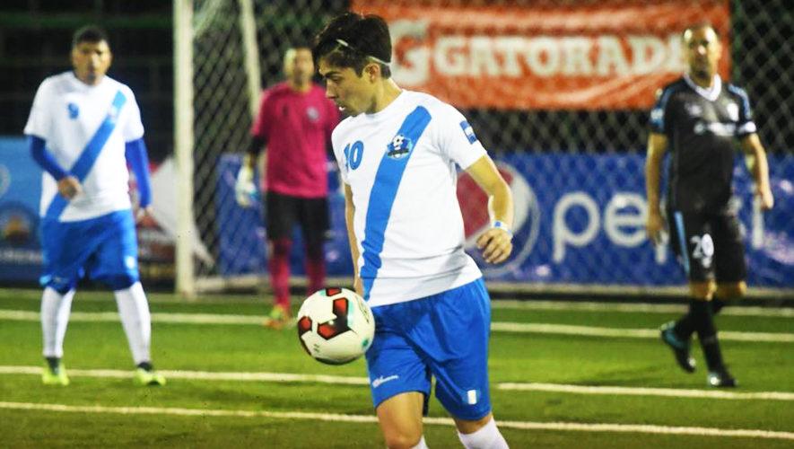 Guatemala es la tercera mejor selección del mundo en Fútbol 7 2018 421d3d0c13a80