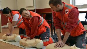 Curso básico de primeros auxilios de Cruz Roja | Enero 2018