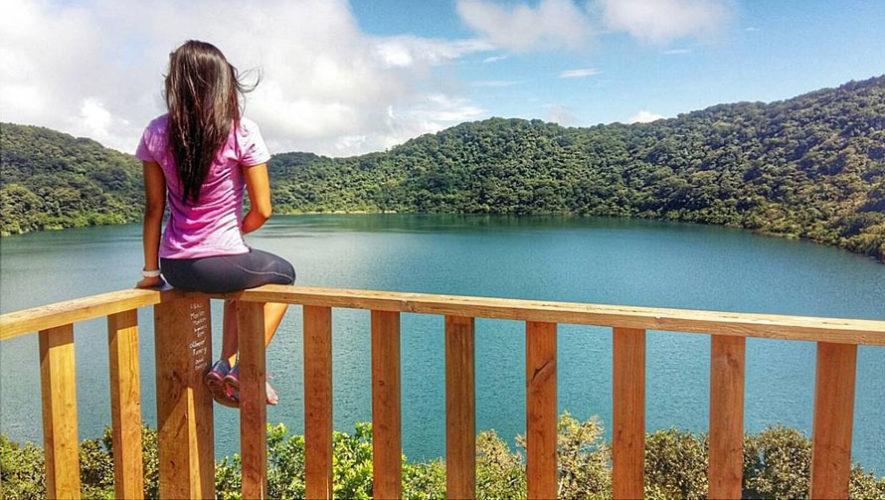 Viaje de 1 día a la Laguna de Ipala | Febrero 2018