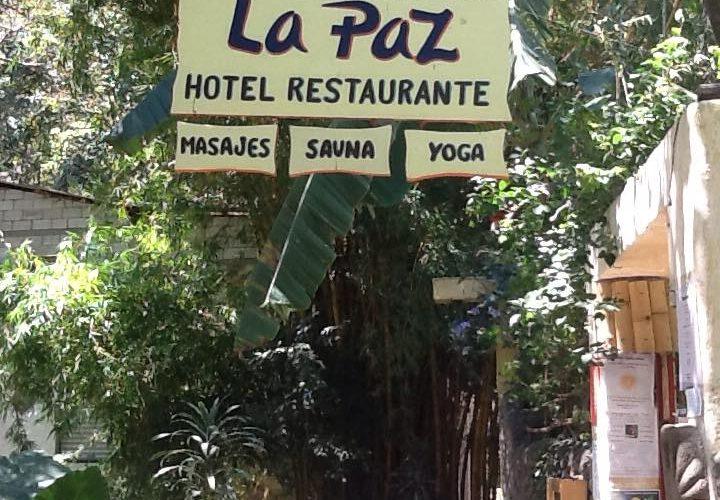 Eco Hotel La Paz San Marcos