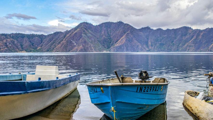 Viaje romántico a la Laguna de Ayarza | Febrero 2018