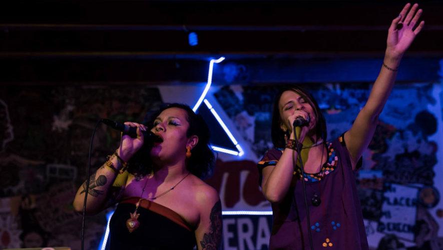 El rap de Rebeca Lane en Antigua Guatemala | Enero 2018